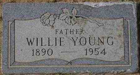 YOUNG, WILLIE - Maricopa County, Arizona | WILLIE YOUNG - Arizona Gravestone Photos