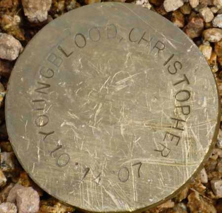 YOUNGBLOOD, CHRISTOPHER - Maricopa County, Arizona | CHRISTOPHER YOUNGBLOOD - Arizona Gravestone Photos