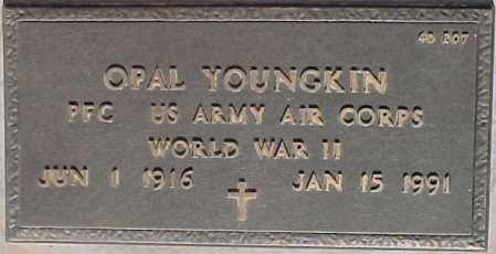 YOUNGKIN, OPA/ - Maricopa County, Arizona | OPA/ YOUNGKIN - Arizona Gravestone Photos