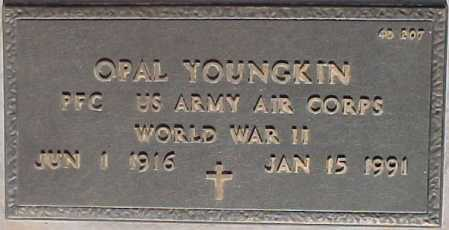 YOUNGKIN, OPA/ - Maricopa County, Arizona   OPA/ YOUNGKIN - Arizona Gravestone Photos