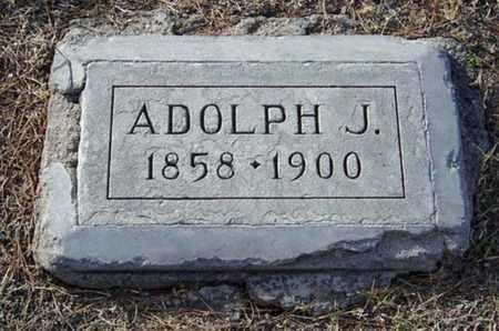 ZABEL, ADOLPH J. - Maricopa County, Arizona | ADOLPH J. ZABEL - Arizona Gravestone Photos