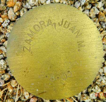 ZAMORA, JUAN M. - Maricopa County, Arizona | JUAN M. ZAMORA - Arizona Gravestone Photos