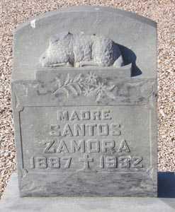 ZAMORA, SANTOS - Maricopa County, Arizona | SANTOS ZAMORA - Arizona Gravestone Photos