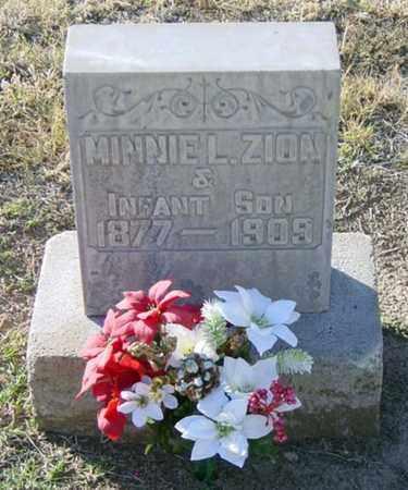 ZION, INFANT SON - Maricopa County, Arizona   INFANT SON ZION - Arizona Gravestone Photos