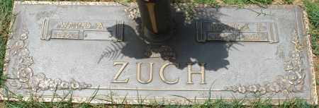 ZUCH, MANDA B. - Maricopa County, Arizona | MANDA B. ZUCH - Arizona Gravestone Photos
