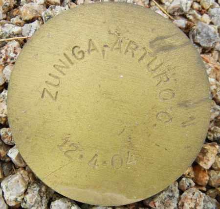 ZUNIGA, ARTURO C. - Maricopa County, Arizona   ARTURO C. ZUNIGA - Arizona Gravestone Photos