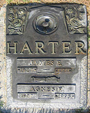HARTER, JAMES E - Mohave County, Arizona | JAMES E HARTER - Arizona Gravestone Photos