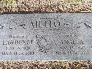 AIELLO, LAWRENCE - Mohave County, Arizona | LAWRENCE AIELLO - Arizona Gravestone Photos