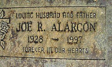 ALARCON, JOE - Mohave County, Arizona | JOE ALARCON - Arizona Gravestone Photos