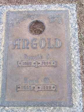 ANGOLD, DONALD SINGER - Mohave County, Arizona   DONALD SINGER ANGOLD - Arizona Gravestone Photos