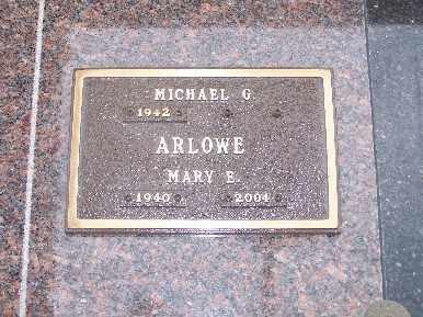 ARLOWE, MARY E - Mohave County, Arizona   MARY E ARLOWE - Arizona Gravestone Photos