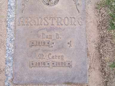 ARMSTRONG, MARIE CAREY - Mohave County, Arizona | MARIE CAREY ARMSTRONG - Arizona Gravestone Photos