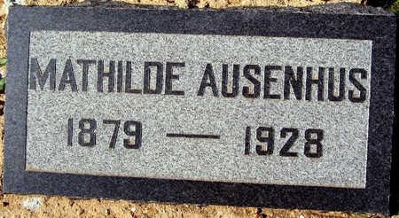 AUSENHUS, MATHILDE - Mohave County, Arizona   MATHILDE AUSENHUS - Arizona Gravestone Photos