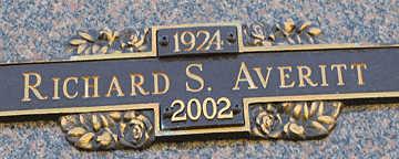 AVERITT, RICHARD S - Mohave County, Arizona   RICHARD S AVERITT - Arizona Gravestone Photos