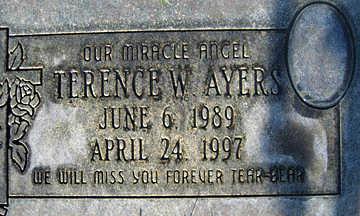 AYERS, TERRENCE W - Mohave County, Arizona   TERRENCE W AYERS - Arizona Gravestone Photos