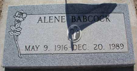 BABCOCK, ALENE - Mohave County, Arizona | ALENE BABCOCK - Arizona Gravestone Photos