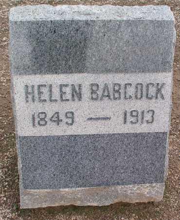 BABCOCK, HELEN - Mohave County, Arizona | HELEN BABCOCK - Arizona Gravestone Photos