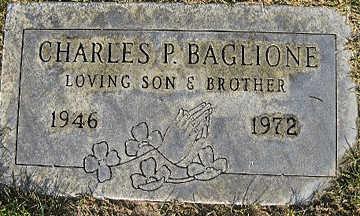 BAGLIONE, CHARLES P - Mohave County, Arizona   CHARLES P BAGLIONE - Arizona Gravestone Photos