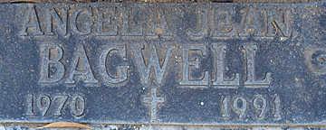 BAGWELL, ANGELA JEAN - Mohave County, Arizona | ANGELA JEAN BAGWELL - Arizona Gravestone Photos