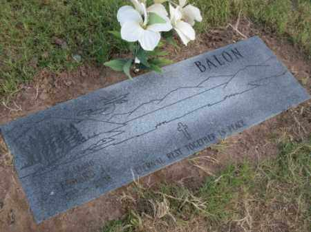 BALON, EDWARD JULIAN - Mohave County, Arizona | EDWARD JULIAN BALON - Arizona Gravestone Photos