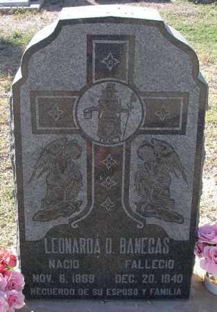 OLEA BANEGAS, LEONAROA O. - Mohave County, Arizona | LEONAROA O. OLEA BANEGAS - Arizona Gravestone Photos