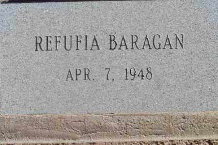 BARAGAN, REFUFIA - Mohave County, Arizona | REFUFIA BARAGAN - Arizona Gravestone Photos