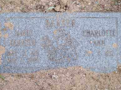 BARBER, JAMES KENNETH - Mohave County, Arizona | JAMES KENNETH BARBER - Arizona Gravestone Photos