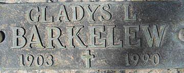 BARKELEW, GLADYS L - Mohave County, Arizona | GLADYS L BARKELEW - Arizona Gravestone Photos