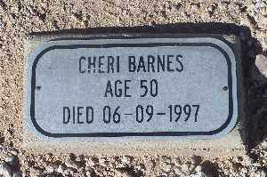 BARNES-HEWLE, CHERI L - Mohave County, Arizona | CHERI L BARNES-HEWLE - Arizona Gravestone Photos