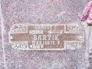 BARTIK, ERNEST CONRAD - Mohave County, Arizona | ERNEST CONRAD BARTIK - Arizona Gravestone Photos