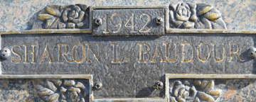 BAUDOUR, SHARON L - Mohave County, Arizona   SHARON L BAUDOUR - Arizona Gravestone Photos