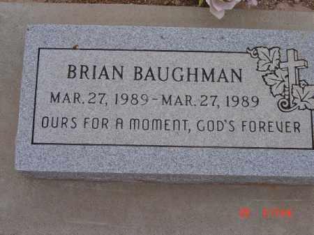 BAUGHAMAN, BRIAN - Mohave County, Arizona | BRIAN BAUGHAMAN - Arizona Gravestone Photos