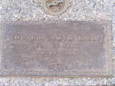 BAYLY, EDWARD LLOYD - Mohave County, Arizona | EDWARD LLOYD BAYLY - Arizona Gravestone Photos