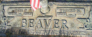 BEAVER, CARL R - Mohave County, Arizona | CARL R BEAVER - Arizona Gravestone Photos