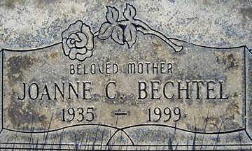 BECHTEL, JOANNE - Mohave County, Arizona | JOANNE BECHTEL - Arizona Gravestone Photos