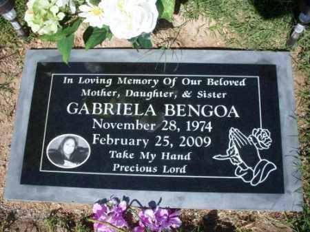 BENGOA, GABRIELA - Mohave County, Arizona | GABRIELA BENGOA - Arizona Gravestone Photos