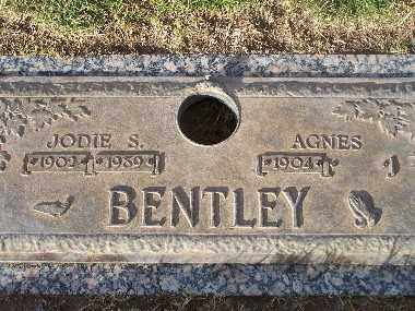 BENTLEY, JODIE SAMUEL - Mohave County, Arizona | JODIE SAMUEL BENTLEY - Arizona Gravestone Photos