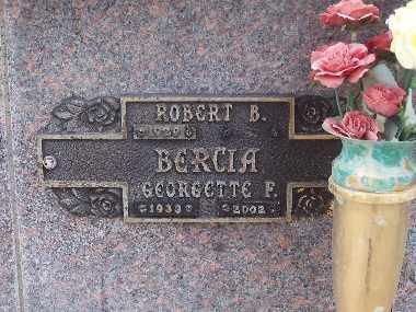 BERCIA, GEORGETTE F - Mohave County, Arizona | GEORGETTE F BERCIA - Arizona Gravestone Photos