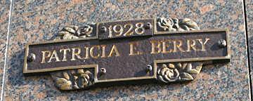 BERRY, PATRICIA E - Mohave County, Arizona | PATRICIA E BERRY - Arizona Gravestone Photos