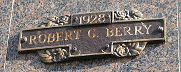 BERRY, ROBERT G - Mohave County, Arizona | ROBERT G BERRY - Arizona Gravestone Photos