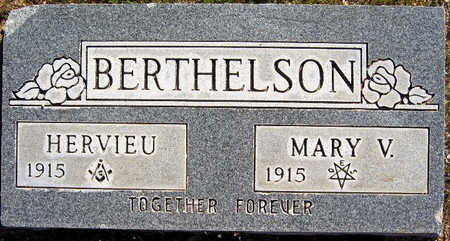 BERTHELSON, HERVIEU - Mohave County, Arizona | HERVIEU BERTHELSON - Arizona Gravestone Photos