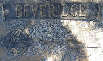 BEVERIDGE, NOLA - Mohave County, Arizona | NOLA BEVERIDGE - Arizona Gravestone Photos