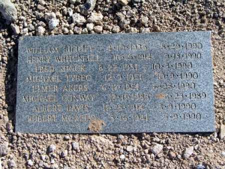 BILLTOFT, WILLIAM - Mohave County, Arizona | WILLIAM BILLTOFT - Arizona Gravestone Photos