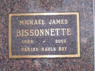 BISSONNETT, MICHAEL JAMES - Mohave County, Arizona   MICHAEL JAMES BISSONNETT - Arizona Gravestone Photos