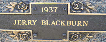 BLACKBURN, JERRY - Mohave County, Arizona | JERRY BLACKBURN - Arizona Gravestone Photos