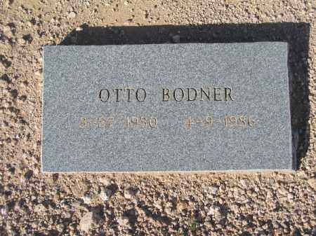 BODNER, OTTO - Mohave County, Arizona   OTTO BODNER - Arizona Gravestone Photos