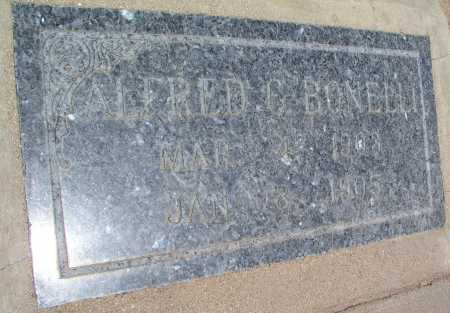 BONELLI, ALFRED C. - Mohave County, Arizona | ALFRED C. BONELLI - Arizona Gravestone Photos
