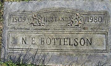 BOTTELSON, N. E. - Mohave County, Arizona | N. E. BOTTELSON - Arizona Gravestone Photos