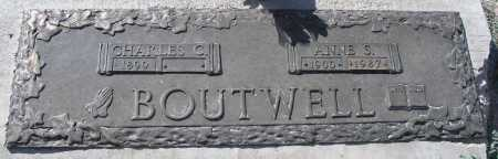 BOUTWELL, ANNE S. - Mohave County, Arizona | ANNE S. BOUTWELL - Arizona Gravestone Photos