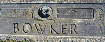 BOWKER, MARY L - Mohave County, Arizona | MARY L BOWKER - Arizona Gravestone Photos